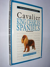 Cavalier King Charles Spaniels by Meredith Johnson-Snyder HB book dog care pets