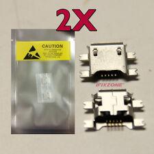 2 X New Micro USB Charging Sync Port For HMDX Jam Classic Bluetooth Speaker USA
