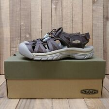 Keen Womens Venice II Waterproof Hiking Sandals Size 7 Brown Leather New in Box