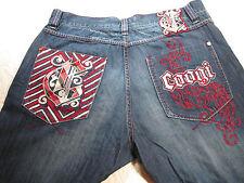Coogi jeans Men's designer jeans. size W40 L34  Hip Hop Urban baggy jeans