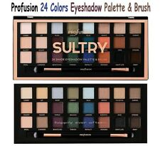 Profusion Sultry 24 Shade Eyeshadow Palette with 1 Brush included! NEW