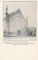 BROOKLYN NY – Warren Street M. E. Church and Parsonage – udb (1905-1907)