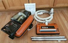 RARE Vintage Eureka Montgomery Ward Canister Vacuum Powered Head 3.0 EXCELLENT