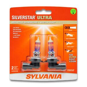 Sylvania SilverStar Ultra Low Beam Headlight Bulb for Toyota 4Runner Land et