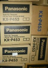 Genuine Panasonic KX-P453 Toner Cartridge KXP453 (1) Panasonic KX-P 4410-4430-4