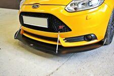 FRONT RACING SPLITTER ver.2 FORD FOCUS MK3 ST PREFACE (2012-2014)