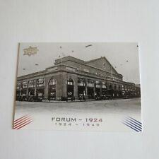 2008-09 Montreal Canadiens Centennial #231 Forum 1924-1949