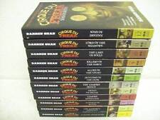 Cirque Du Freak Vampire's Assistant by Darren Shan Complete Series Set 1-12