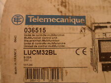 Telemecanique TESYS LUCM32BL 036515 MULTIFUNCTION CONTROL UNIT