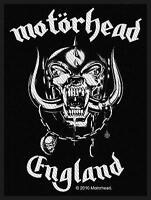 MOTÖRHEAD AUFNÄHER / PATCH # 29 ENGLAND