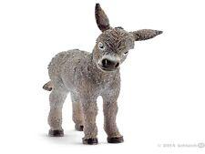 Schleich 13746 Esel Fohlen 7 cm Serie Wildtiere
