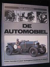 Amsterdam Boek, Het aanzien, De Automobiel, Ruim 100 jaar autogeschiedenis 2