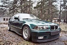 BMW E36 3 Series M Euro CL Front Bumper Chin Spoiler Lip Sport Valance Splitter