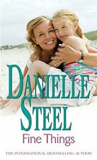 DANIELLE STEEL _____ FINE THINGS _____ BRAND NEW ___ FREEPOST UK