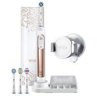 Oral-B Genius 9000 Rosegold Elektrische Zahnbürste 3D Smart Bluetooth Gold Handy