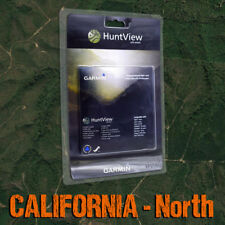 Garmin HuntView Maps California North-Topo for Alpha, Astro, eTrex, Gpsmap, Rino