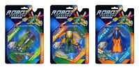 Robot Changers - Transformer Toys - Boys Action Figures - 3 Great Designs