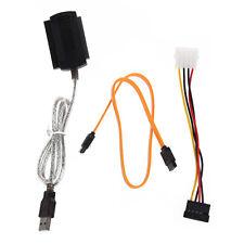 USB 2.0 della Convertitore di della IDE / SATA 2.5 + 3.5 + 5.25 adattatore Y2U3