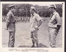 William Holden The 7th Dawn 1964 original movie photo 21072