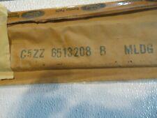 1965 1966 1967 1968 Mustang  NOS ACCESSORY DOOR SILL TRIM PLATES