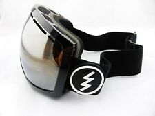 Electric EG2 Snow Goggles Gloss Black - Bronze/Silver Chrome EG0515501