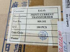 EGO 909-501 PRINTED CURRENT TRANSFORMER QTY 180  (R312.7)