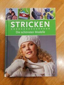 Strickbuch mit vielen Anleitungen und Tipps!