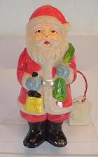 Celluloid Muster Weihnachtsmann Santa Claus Figur Nr. 9163 50er Jh. Japan #33