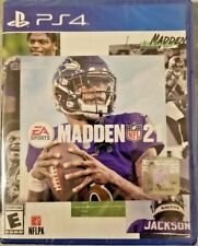 Madden Nfl 21 Brand New (Sony PlayStation 4, 2020) Ps4 2021 Free Ship