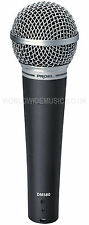 Proel DM580 Dynamic Cardioid Vocal Microphone - Brand New and Boxed