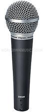Micrófono Dinámico Cardioide Vocal Proel DM580-Totalmente Nuevo Y En Caja