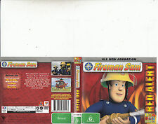 Fireman Sam:Red Alert-1987/14-TV Series UK-6 Episodes-DVD