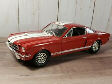 Shelby Collectibles 1966 Shelby GT 350 Cobra Mustang 1:18 Scale Diecast Car