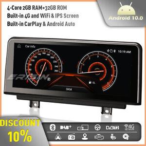 """10.25"""" Android 10 Car Stereo GPS SatNav BMW 3er F30 F31 F34 4er F32 F33 F36 M3/4"""