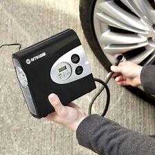 12V Car Tyre Inflator Digital Automatic Air Compressor Portable Pump Wolf