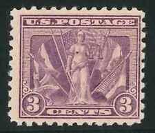 Scott 537a MNH Deep Red Violet PF Certificate