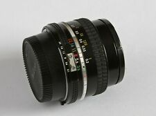 Nikon Nikkor 20mm F3.5 Ai lens
