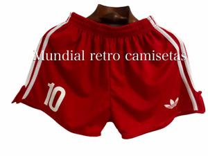 Maradona Argentinos juniors 1980 Short pantaloncini (retro)