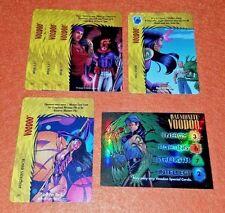 OVERPOWER Voodoo Daemonite PLAYER SET hero 5 sp Dangerous Dancer True Vision