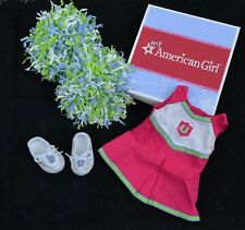 American Girl - Boxed Campus Cheer Gear - Cheerleading - Preowned; Excellent