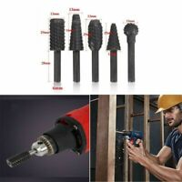 5pcs 10-33MM HCS Hole Saw Tooth Kit Drill Bits Sets Cutter For Metal Wood Wet