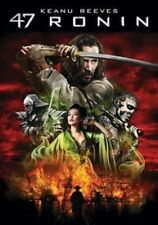 47 Ronin 0025192107702 With Keanu Reeves DVD Region 1