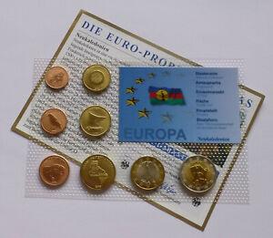 Nouvelle-Calédonie / New Caledonia Euro Pattern Set 2009, Essai-Probe-Specimen