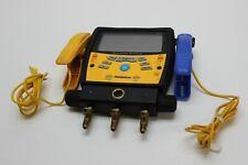 Fieldpiece SMAN360 3-Port Digital Manifold & Micron Gauge ( NO HOSES )