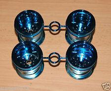 Tamiya 58575 Lunch Box Blue Style/CW01, 9335701/19335701 Wheel Bag, NEW