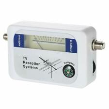 DVB-T Signal Finder Digital TV Detector Antenna Strength Meter DT Compass