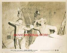 """Charles Starrett Laramie Mountains Original 8x10"""" Photo #M1478"""