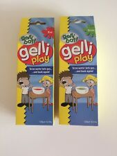 Gelli Baff Gelli Play Goo Red & Green BNIP