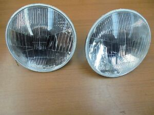 Alfa Romeo Spider Duet 3° / 4° Series Pair Of Lights Towing H4 03485700