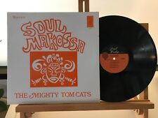 THE MIGHTY TOM CATS SOUL MAKOSSA P-VINE RECORDS PLP-6801 JAPAN 1995 NM/NM